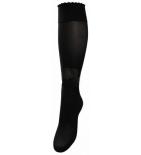 BIEN-ETRE - Permanente - Chaussette Normale Transparente Noire Taille 2