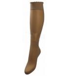 BIEN-ETRE - Permanente - Chaussette Normale Transparente Candi Taille 1