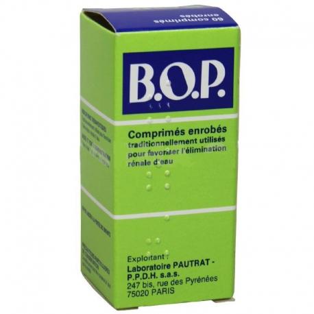 BOP la boîte de 60 comprimés - PHARMASTRA