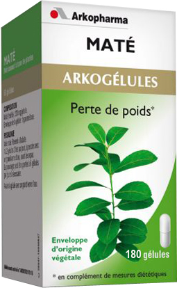Prix d'Arkogélules Mate - Amaigrissant - 150 gélules