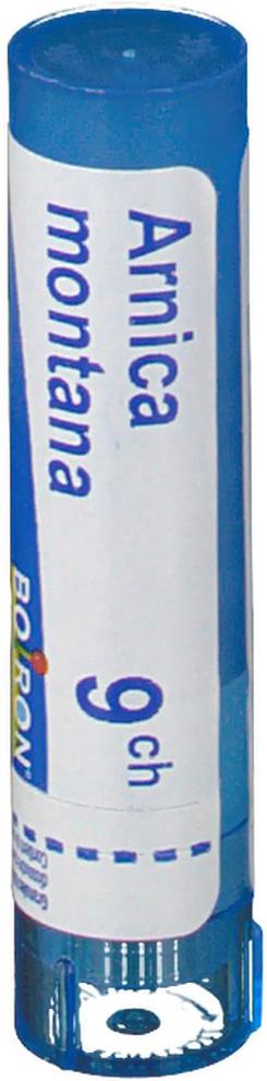 Boiron Homeopathie Arnica Montana 9 Ch Tube De 80 Granules Prix