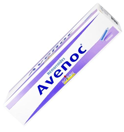 Prix de Pommade Avenoc Boiron, Hémorroïdes, Tube de 30g