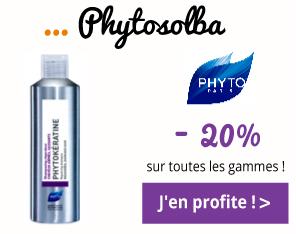 PHYTO - 20 % de remise ! -