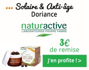 Doriance Solaire & Anti-Age