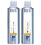 PHYTOJOBA - Shampooing Hydratation Brillance - Lot de 2 x 200 ml