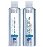 PHYTOPROGENIUM - Shampooing Intelligent Douceur Extrême - Lot de 2 x 200 ml