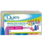 Protections auditives mousse