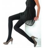 BIEN-ETRE - Permanente - Collant Long Opaque Soin Tendance Noir Taille 1