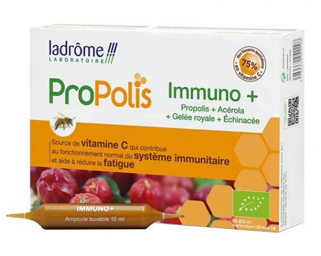 prix de ladr me propolis immuno 20 ampoules. Black Bedroom Furniture Sets. Home Design Ideas