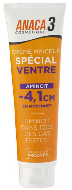 ANACA3 CR MINCEUR VENTRE 150ML - Prix