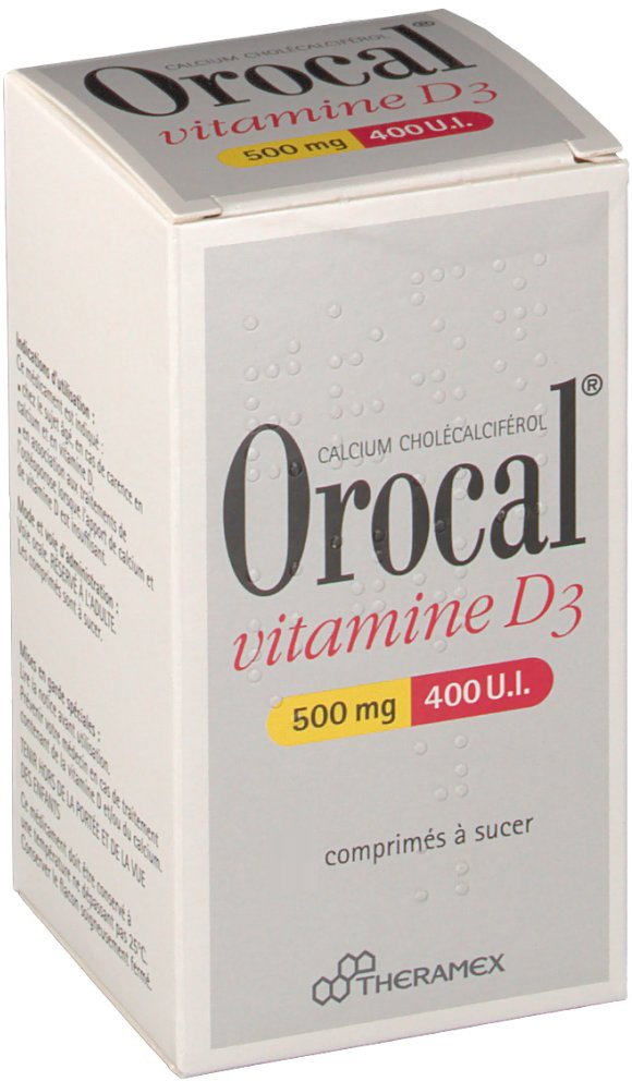 vitamine d3 posologie