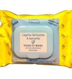 Mitosyl Lingettes bébés nettoyantes et apaisantes - 24 lingettes