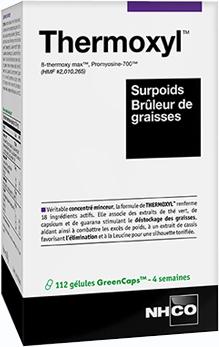 Prix de NHCO NUTRITION THERMOXYL - Surpoids et Brûleur de