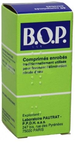 Prix de BOP la boîte de 60 comprimés - PHARMASTRA