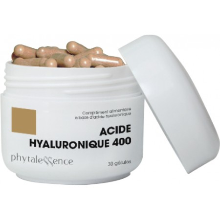 Acide Hyaluronique 400 mg - 30 gélules