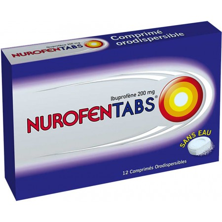 reckitt benckiser nurofentabs ibuprof ne 200 mg jevaismieuxmerci. Black Bedroom Furniture Sets. Home Design Ideas