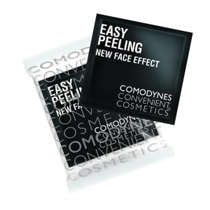 prix de comodynes easy peeling lingettes exfoliantes 8 unit s. Black Bedroom Furniture Sets. Home Design Ideas