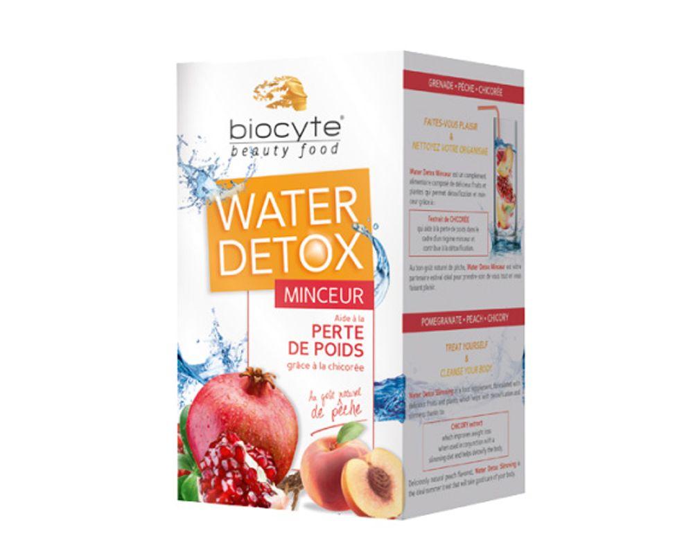 Biocyte water detox minceur 28 doses x 4 g