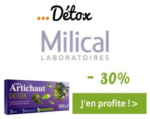 Milical Artichaut 30 % de remise -