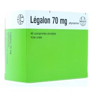Légalon 70 mg - 40 comprimés