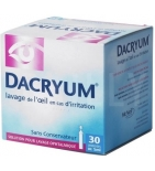 Dacryum - Solution ophtalmique - 30 unidoses de 5 ml