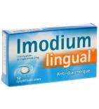 Imodium Lingual 2 mg - 12 Lyophilisat