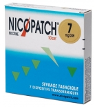 NICOPATCH - Sevrage Tabagique 7 mg/24 h - 7 patchs