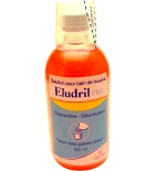 ELUDRIL - Pro - Solution pour Bain de Bouche - 500 ml