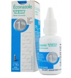 Econazole 1 % - Emulsion Fluide pour Application Cutanée - 30 g