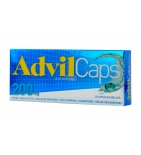 AdvilCaps 200 mg - 16 capsules molles