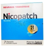 NICOPATCH - Sevrage Tabagique 21 mg/24 h - 7 patchs