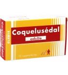 Coquelusédal Adulte - 10 suppositoires