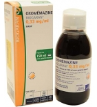 Oxomemazine 0,33 mg-ml Sirop Toux Sèche - 150 ml