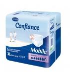 CONFIANCE MOBILE - Slips absorbants 8 gouttes XL - 14 slips