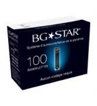 Bandelettes BGStar - 100 Bandelettes