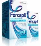 FORCAPIL - Cheveux & Ongles - Force Vitalité Brillance - 180 gélules + 60 gélules