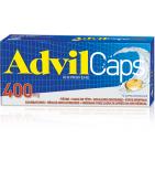 Advil Caps 400 mg Ibuprofène - 14 capsules molles