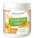 BEAUTY FOOD - Keratine Max - Capillaire Croissance du Cheveu Multifruit - 240 g