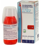 Chlorhexidine Chlorobutanol - Solution Bain de Bouche - 90 ml