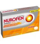 Nurofen Tabs 200 mg - 12 comprimés orodispersibles goût citron