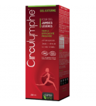 CIRCULYMPHE - Gel Externe Circulation Veineuse Jambes Lourdes - 150 ml
