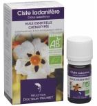 Ciste Ladanifère Huile Essentielle Bio Unitaire - 5 ml