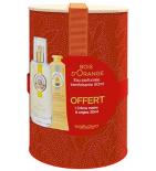 Coffret Noël 2016 Bois d'Orange - Eau fraîche 50 ml + crème mains 30 ml