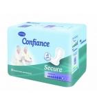 CONFIANCE SECURE - Protection anatomique 8 gouttes - 30 unités
