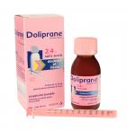 Doliprane Enfants 2,4% Sans Sucre - 100 ml