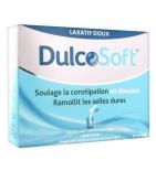 DulcoSoft - Laxatifs doux - 10 sachets