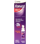 FERVEX - Spray Buccal Maux de Gorge Adultes - 30 ml