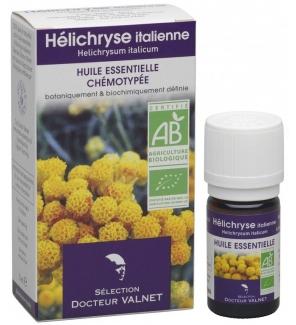 Voir en détail   Hélichryse Italienne Huile Essentielle Bio Unitaire - 5 ml d2b724301df