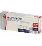 Ibuprofène 200 mg - 30 comprimés