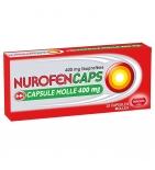 Nurofen Caps Ibuprofène 400 mg - 10 capsules molles